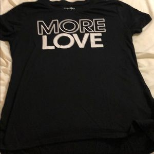 More Love T-Shirt